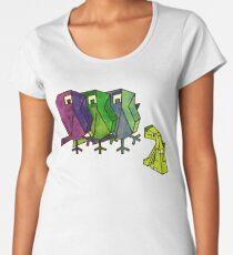 Guardian Of The Flock Women's Premium T-Shirt
