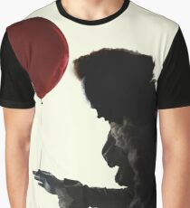 Pennywise the evil Clown Graphic T-Shirt