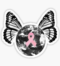 cancer research support Sticker