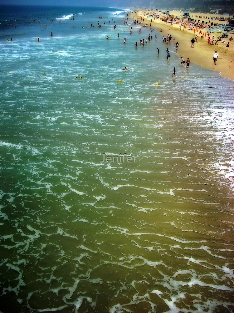 Santa Monica by Jenifer