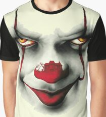 It The Face Of Terror Graphic T-Shirt