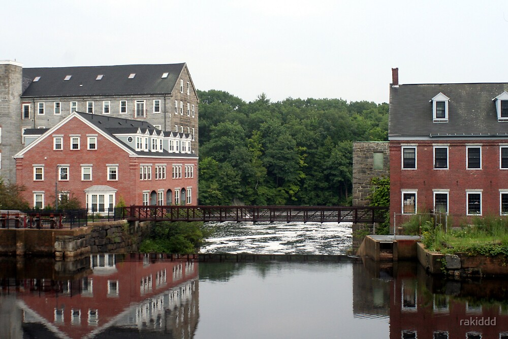 Mill reflection by rakiddd