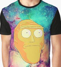 Morty Nebula. Graphic T-Shirt