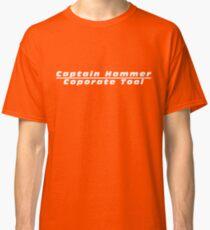 Captain Hammer Coporate Tool Dark Classic T-Shirt