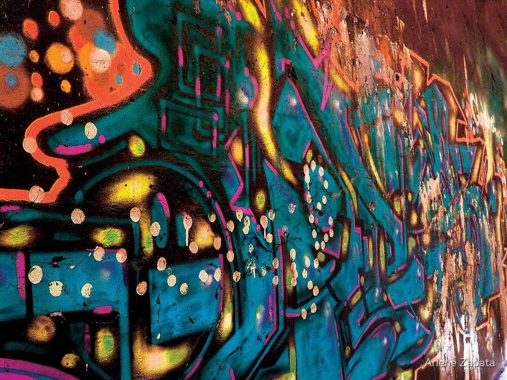 Graffiti Manipulation by Arlene Zapata