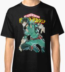 Deku Full Cowl-My hero Academia Classic T-Shirt