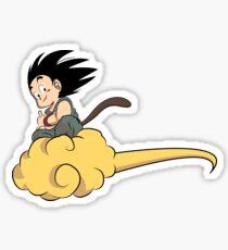 Shaka Goku Sticker