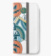 Pumpkin Player iPhone Wallet/Case/Skin