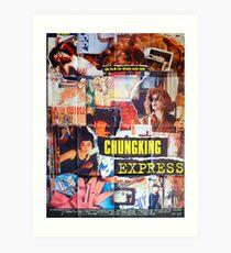 Chungking Express Art Print