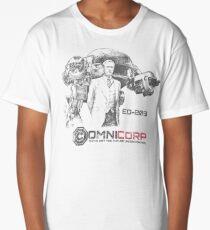 OMNICORP - Corporate sponsored apparel Long T-Shirt