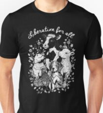 Liberation for All Unisex T-Shirt