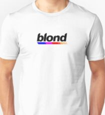 Underlined blond black T-Shirt