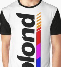 Underlined blond black Graphic T-Shirt