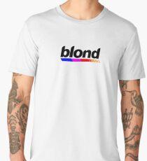 Underlined blond black Men's Premium T-Shirt