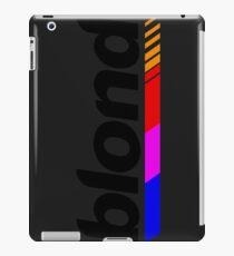 Underlined blond black iPad Case/Skin