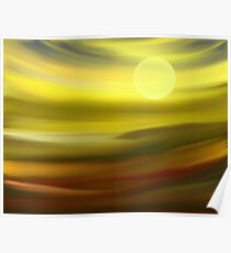 PAYSAGE SOLAIRE Poster