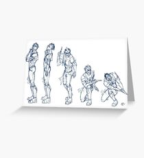 Kando Sequential Greeting Card