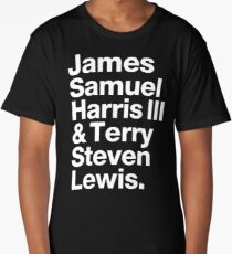 Jimmy Jam & Terry Lewis & Janet & Flyte Tyme Long T-Shirt