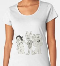 OneyPlays Crew by Eagletoons Women's Premium T-Shirt