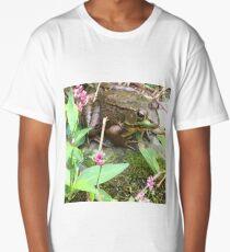 Bull frog Long T-Shirt