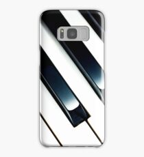 Piano Keys Samsung Galaxy Case/Skin