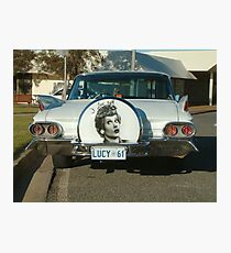 Lucille's Caddy Photographic Print