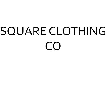 Basic Square T by SquareFashion