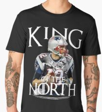 Tom Brady, King Of The North Men's Premium T-Shirt