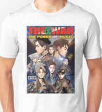 "EXO - The War ""The Power of Music"" Unisex T-Shirt"