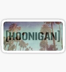 Hoonigan Cali  Sticker