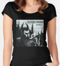 Electric Wizard Dopethrone Women's Fitted Scoop T-Shirt