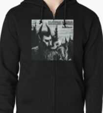 Electric Wizard Dopethrone Zipped Hoodie
