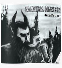 Elektrischer Zauberer Dopethrone Poster