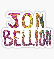 Jon Bellion Mosaic Sticker