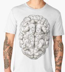 Puzzle brain GINGER Men's Premium T-Shirt