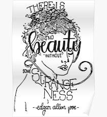 Strange Beauty Poster