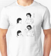 Shintaro - Peek-a-boo T-shirt unisexe