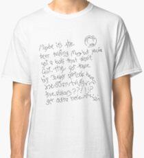 love letter Classic T-Shirt