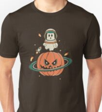 Pumpkin Planet Unisex T-Shirt
