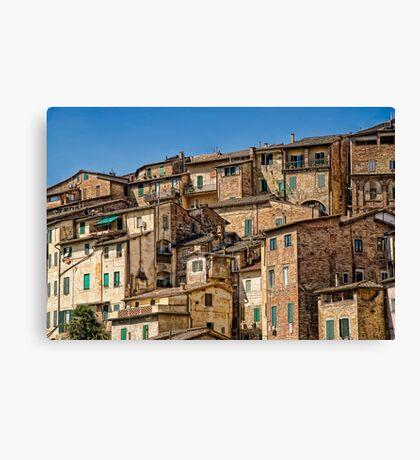 Siena / Italy Canvas Print