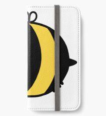 Happy Bee iPhone Wallet/Case/Skin