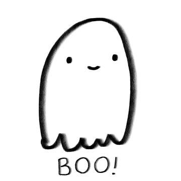 BOO! by StrangePaul