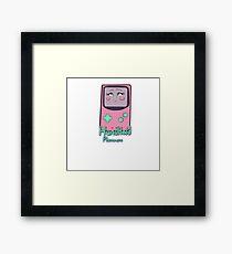 Handheld Pleasures Framed Print