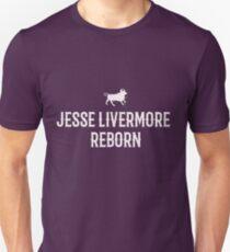 Jesse Livermore Reborn T-Shirt