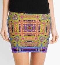 Fluo.Mandalaa Mini Skirt