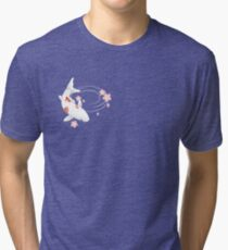 Little Koi Tri-blend T-Shirt