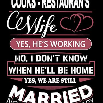 Cook-Restaurant's Cewife by Bitushop