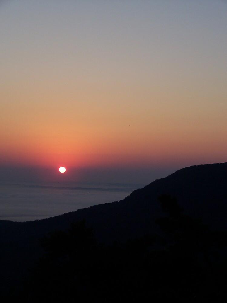 Sunrise Spectrum by strickjr