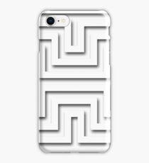 Diamond (Transparent) - Optical Illusion iPhone Case/Skin