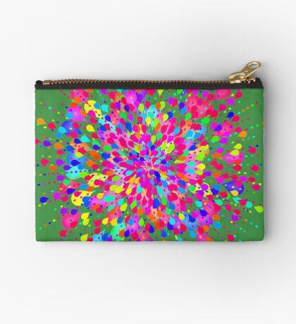 Color explosion Zipper Pouch